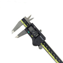 Caliper Digital Vernier Lcd Electronic Measure Gauge 150mm 200mm 300mm 0.01mm Stainless Steel