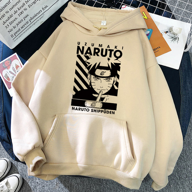 NARUTO THEMED HOODIE (28 VARIAN)