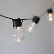 Светодиодный шар 3 м 6 шаровой светильник g50 сказочный цепочка