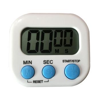 Cyfrowy wyświetlacz Led minutnik kuchnia minutnik kuchenny zegar uczeń nauka przypomnienie lodówka zegar magnetyczny narzędzie kuchenne tanie i dobre opinie CN (pochodzenie) Przypomnienie o ustawieniu czasu CE UE COMMON Kitchen Timers Cyfrowe minutniki Z tworzywa sztucznego Ekologiczne