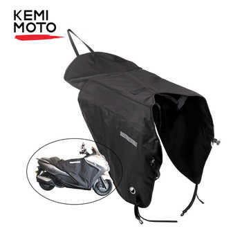 KEMiMOTO Leg Cover For Motorcycle Blanket Knee Warmer Rain Wind Protection Windproof Waterproof Winter Quilt For BMW For YAMAHA - DISCOUNT ITEM  42% OFF All Category