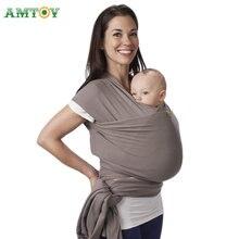 Детский слинг кенгуру эргономичный ремень для малышей porta