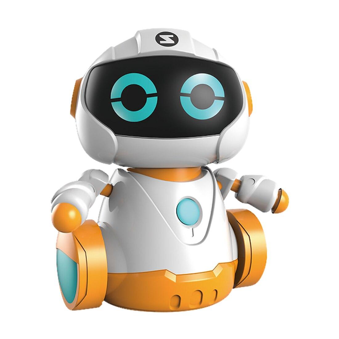 Children Programmable Follow Any Drawn Line Magic Marker Pen Inductive Sensing Robot - Caterpillar / Wheel Type High Tech Toys