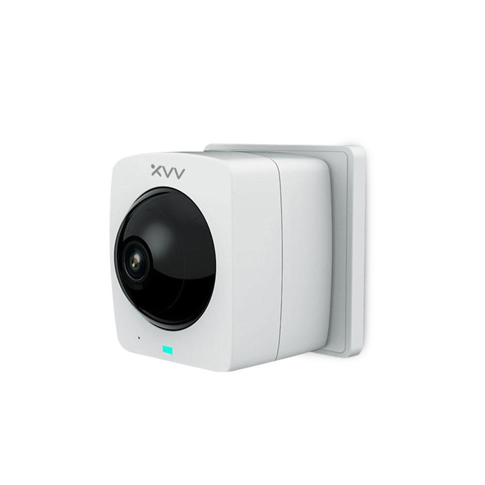 Mijia Baby Sleep Monitor Smart Panoramic IP Camera HD 1080P Humanoid Infrared Night Vision Detection Home Security Camera