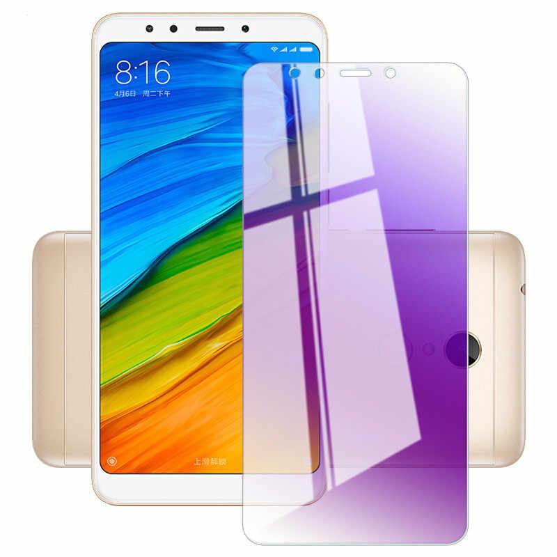 Per Xiaomi Redmi Note 8 Pro 8T 7 Pro 7S proteggi schermo in vetro temperato per Redmi 5 Plus 4X Note 6 5 Pro 5A Prime 4 4X Anti Blue