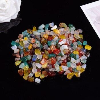 50 г-100 г натуральный кварц, белый кристалл, миниатюрный минеральный камень, домашний декор, красочный камень для аквариума, лечебный камень, модный простой