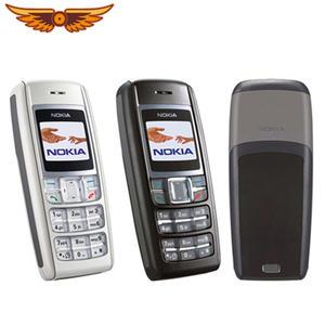 Nokia 1600 Cell-Phone Dual-Band GSM Refurbished Original 900/1800