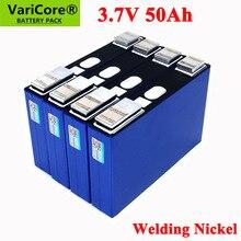 Varicore 3.7v 50Ahバッテリー三リチウム50000用3s 12v 24v 10s 36v 48v電動自転車バッテリー修正ニッケル