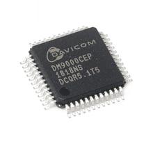 10pcs/lot  DM9000  DM9000C  DM9000CEP  LQFP48 100%  NEW   Original  free shipping