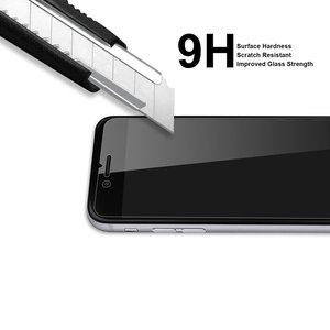 Image 2 - 9 h 強化ガラス 2.5D 9 h 超薄型 xs 最大 xr 8 7 6 6s プラス 6 6 4s 5 5s 、 se 4 4 s プレミアムスクリーンプロテクター galss