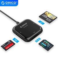 Lettore di schede SD ORICO Super Speed USB 3.0 SD TF lettore di schede di memoria supporto massimo 256GB per Computer lettore di schede USB 3.0