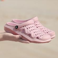 Crocse Crocks Mens Sandals Summer Outdoor Cholas Beach Shoes Men Slip on Garden Clogs Casual Water S