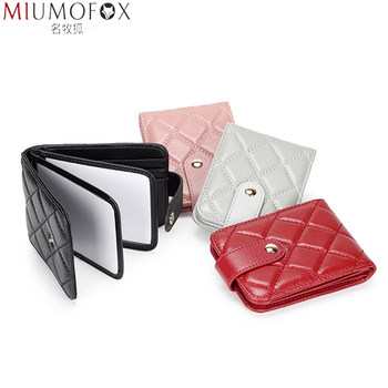 Wallet Organizer for Car Documents and Cards Made of Genuine Leather Driving License Cover Women Card Holder Bag Sheepskin Purse