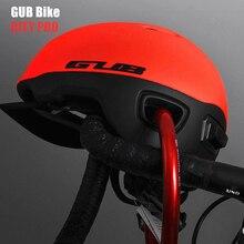 GUB CITY PRO Ultralight Cycling Helmet Integrally-molded Bike Fixed Safe Cap Men Women Bicycle 54-58cm