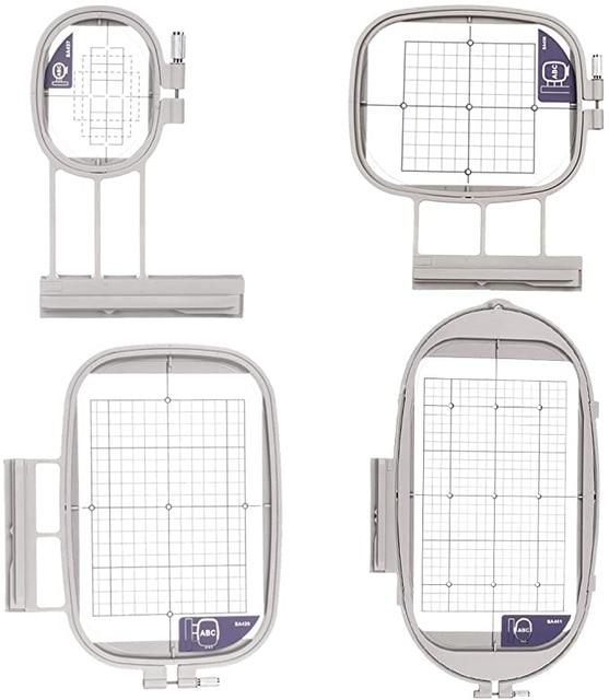 4 ห่วงสำหรับBrother Embroidery Machine Duetta 4500D 4750D Quattro 6000D 6700D Innov Is 2500D 1500D 4000D(SA437,SA438,SA439,SA441)