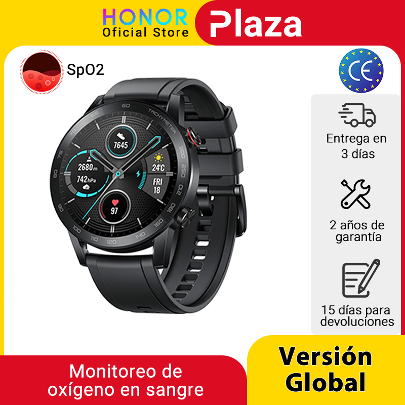 Honor Magic Watch 2 Smart Watch Bluetooth 5.1 Smartwatch Blood Oxygen 14 days waterproof MagicWatch 2-0