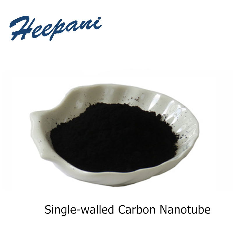 Free Shipping High Purity Industrial Single-walled Carbon Nanotubes Powder Conductive 1-2um / 5-20um Catalyst Carbon Nanotubes