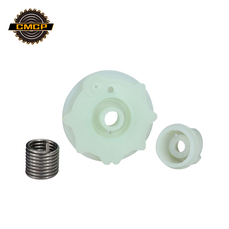 CMCP Recoil Starter Pulley Spring Hub Kit For Husqvarna 137 142 235 235E 236 236E 240 Chainsaw Spare Parts