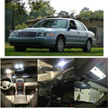 Внутренние светодиодные лампы для 2005 Ford Crown Victoria E150 E350 Escape Expedition Explorer Sport Trac Freestar Ranger aurus