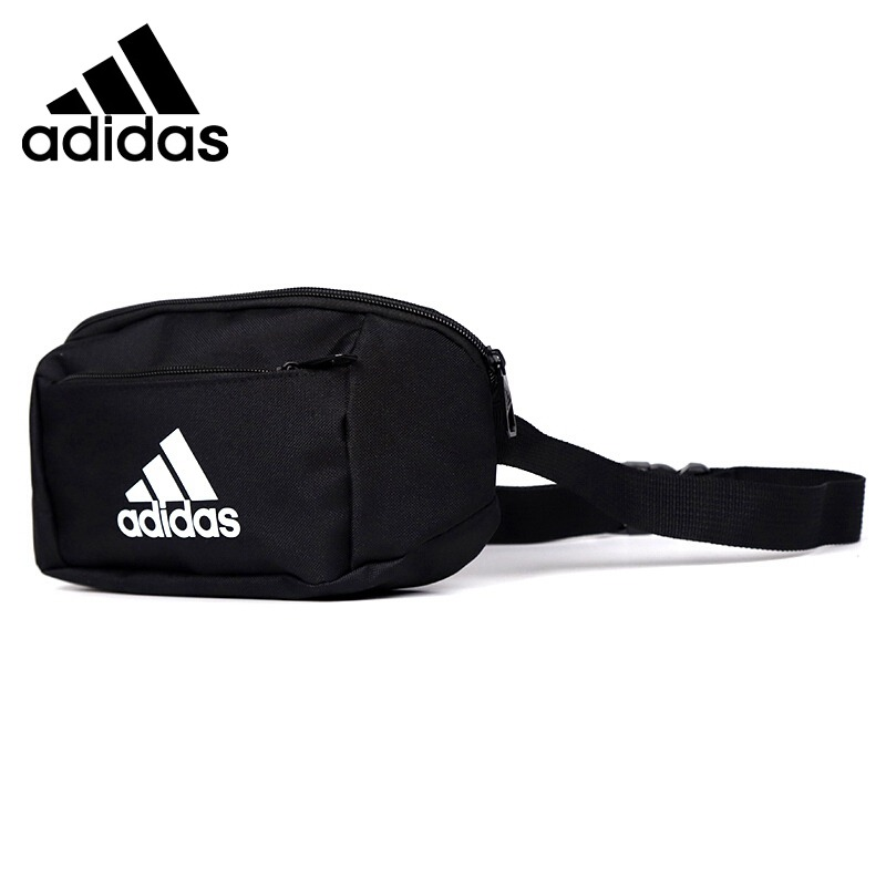 Original New Arrival ADIDAS Unisex Waist Packs Sports Bags Training Bags