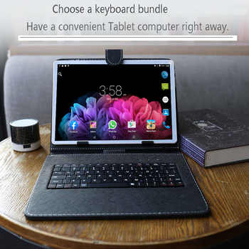 New Original Design 10 inch Tablet Pc Android 7.0 Quad Core Google Market 3G Phone Call Dual SIM Card CE Brand WiFi 10.1 Tablets
