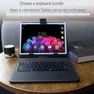 Image 5 - Nouveau Design Original 10 pouces tablette Android 7.0 Quad Core Google marché 3G appel téléphonique double carte SIM marque CE WiFi 10.1 tablettes