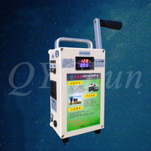 Mobile-Phone-Charging-Treasure Hand-Crank-Generator Lighting-Field High-Power 20W Outdoor