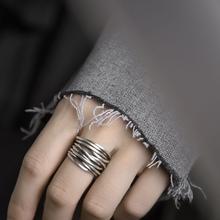 Bijoux Vintage miedziane pierścionki dla kobiet mężczyzn regulowany rozmiar kreatywny pierścionek Wedding Party biżuteria Anillos tanie tanio Kobiety Moda Archiwalne GEOMETRIC