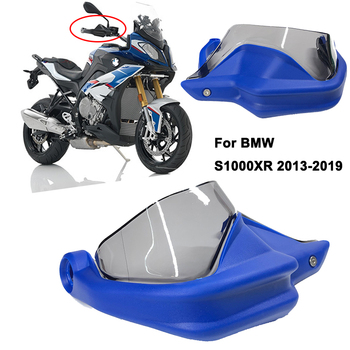 New Motorcycle HandGuard Shield Hand Guards Windshield fits For BMW S1000XR S1000 XR S 1000XR 2013-2019 2014 2015 2016 2017 2018