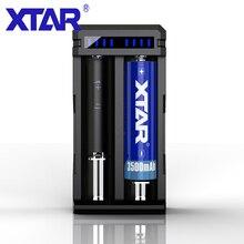 Ładowarka XTAR 18650 SC2 Max 3A QC3.0 szybkie ładowanie do akumulatorów litowo jonowych 18650 26650 20700 21700 ładowarka Smart