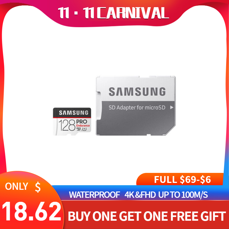 <font><b>Samsung</b></font> evo <font><b>Pro</b></font> <font><b>Micro</b></font> <font><b>Sd</b></font> Card 32gb 64gb 128gb Class10 Transcend Flash Memory Card for Smartphone laptop Tablet free shipping image