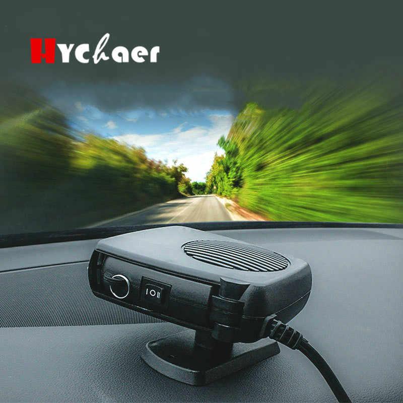 150W 12//24V Electric Car Heater Heating Fan Defogger Defroster Demister UK