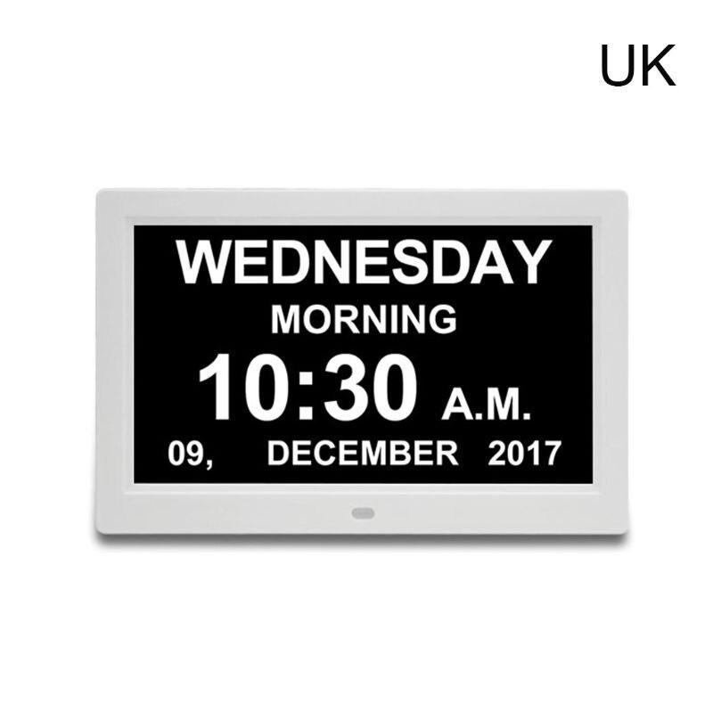 Reloj calendario Digital con recordatorio de fecha de 10,1 pulgadas 1280x800 Tabla Periódica de elementos, arte de pared, símbolos químicos, reloj de pared, pantalla educativa, elemento, reloj de aula, regalo de maestro