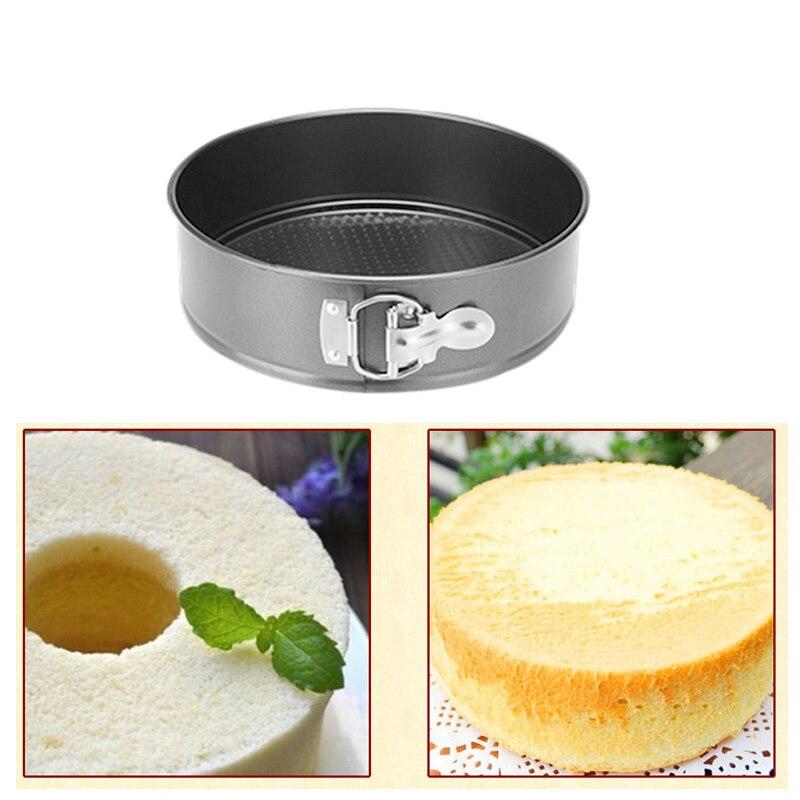High-Quality Carbon Steel Non-Stick Cake Tin Springform 4