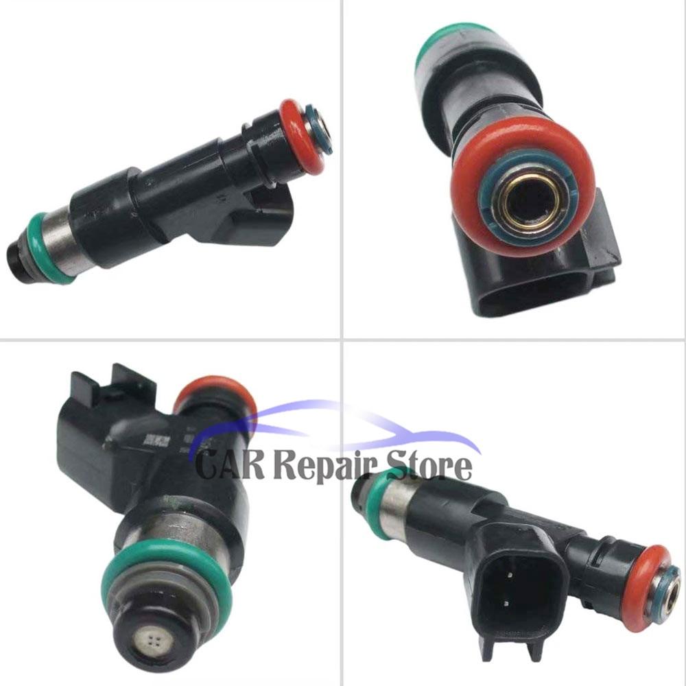 8 Pcs Fuel Injector 12594512 217-2436 for Chevrolet Express 1500 5.3L-V8