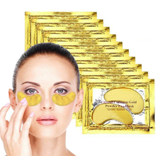 10pcs Gold Eye Mask…