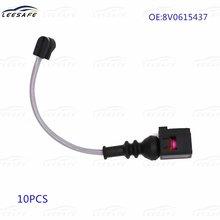 10 шт датчик тормозной колодки 8v0615437 для audi a3 трансформируемый