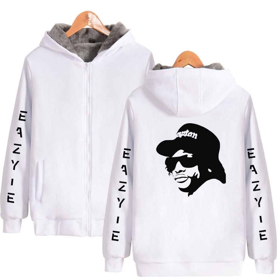 19 Eazy-E zipper Parkas men think parkas Plus Size Winter Hip Hop Clothes Casual Warm Eazy-E zipper cost Winter wear 6