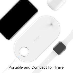 Image 3 - Suntaiho 10W Schnelle Drahtlose Ladegerät Für 11 Pro XS Max XR X 8Plus Für Samsung Galaxy S10 Plus s9 S9 + S8 Hinweis 9 USB Qi Lade Pad