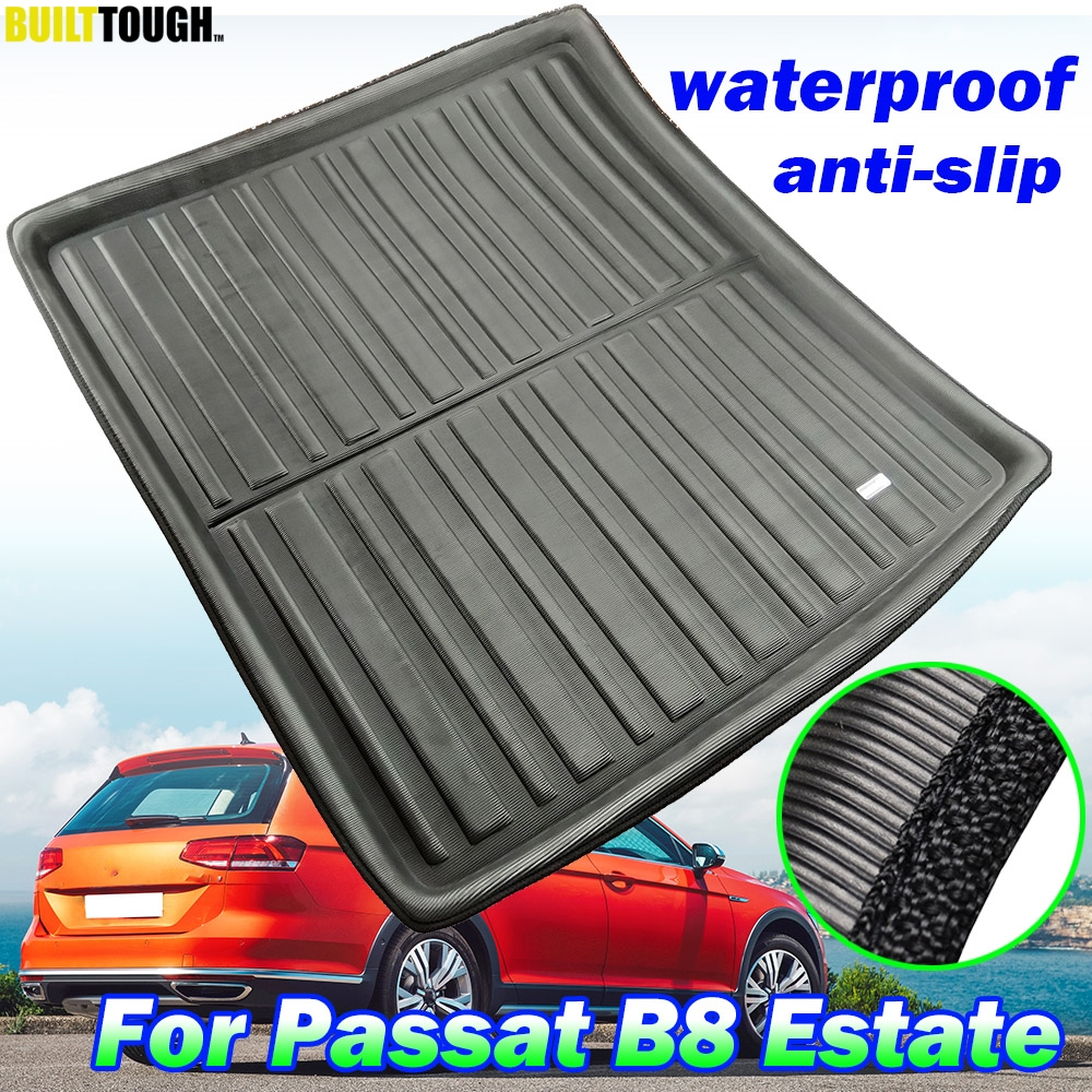 Car Estate Mat Trunk Cover Liner Protector Anti Slippery Heavy Duty Waterproof