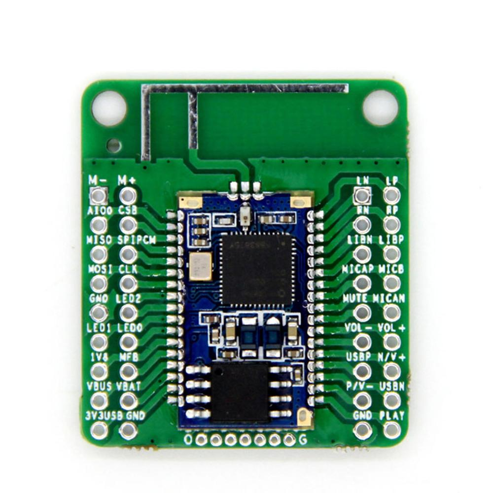 Taidacent Analog I2S QCC3003 Bluetooth V5.0 Bluetooth SBC AAG Aptx APTX LL Stereo Audio Receiver Module For Wireless Speakers