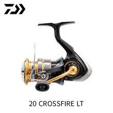 NEW Daiwa Crossfire LT 1000 2000 2500 3000 4000 5000 6000 3+1BB Metal Spool Wheels Spinning Fishing Reel