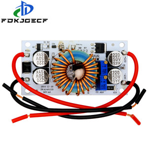 1pcs DC-DC boost converter Constant Current Mobile Power supply 10A 250W LED Driver Step Up Module