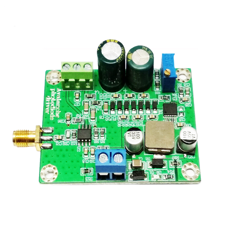 Image 5 - APD IV conversion amplifier module APD avalanche photodiode drive photoelectric signal current to voltage Function demo Board-in Demo Board Accessories from Computer & Office