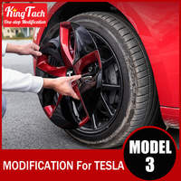 High-performance Wheel Hub Cover For Tesla MODEL 3 Modification Trim Rinng Decorative Exterior