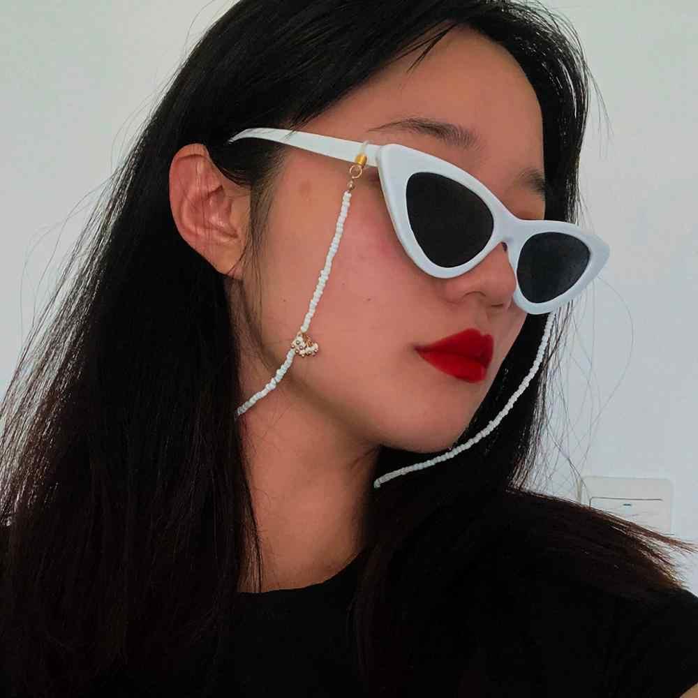 Lentes de leitura modernas 2020, acessórios de óculos de leitura, corrente de miçangas, suporte de óculos de sol, cordão, alça de pescoço, cordão