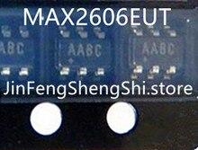 5PCS  NEW  AABC  MAX2606  MAX2606EUT  MAX2606EUT+T   SOT23 6