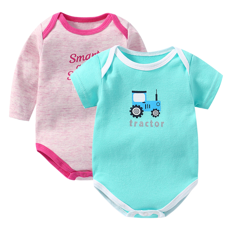 Baby Clothes Baby Rompers Newborn Boy Girl Clothing Short Long Sleeve Kids Jumpsuit One Piece Baby Girl Clothes Infant Costume