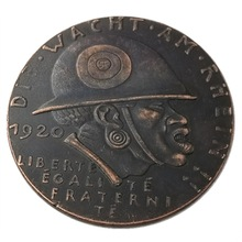 1920 Angel Girl Deutsche Coin Germany COIN COPY Type Commemorative  Collection Liberty old Coins