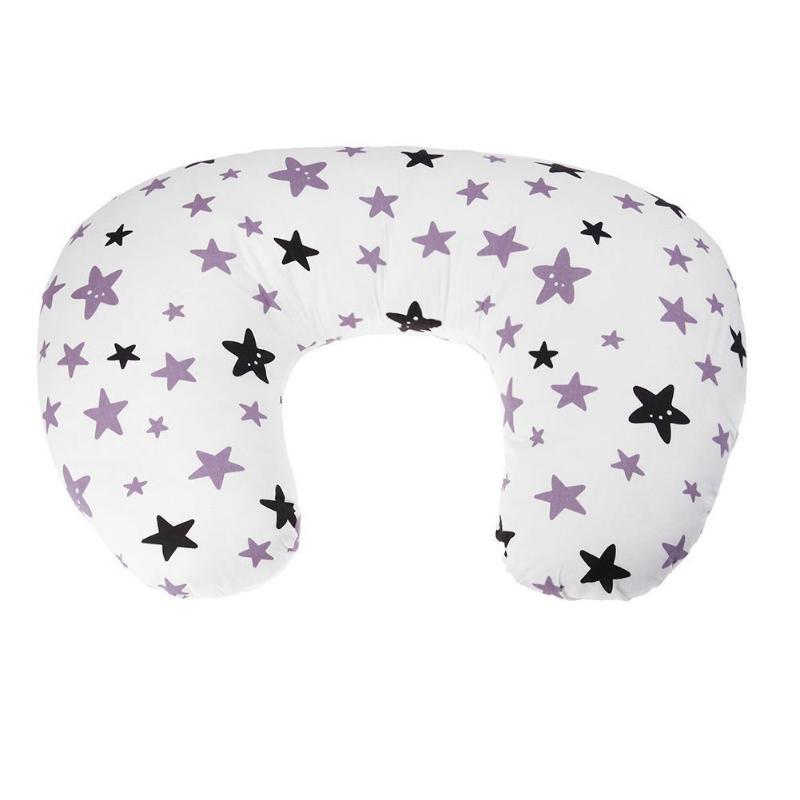 Подушка для кормления грудью, Подушка для кормления, наволочка для младенцев, u-образная наволочка - Цвет: D